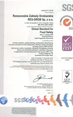 certyfikaty dla hurtowników